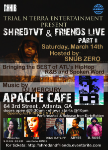 ShredTVT & Friends - Flyer-DR