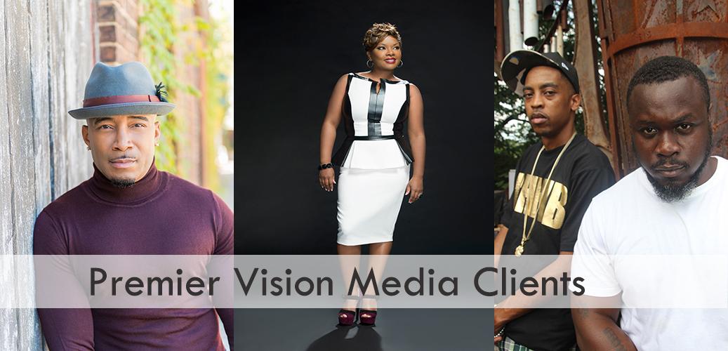 Premier Vision Media Clients